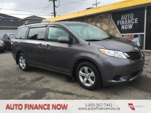 2011 Toyota Sienna REDUCED OWN ME FOR $158 biweekly WINTERISED