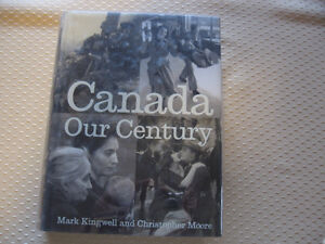 New Price--CANADA  OUR  CENTURY