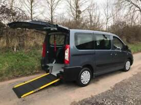 2012 Peugeot Expert Tepee 2.0 HDi L1 98 Comfort 5dr WHEELCHAIR ACCESSIBLE VEH...