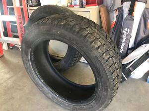 "2 - 20"" TOYO Winter Tires *Excellent Condition*"