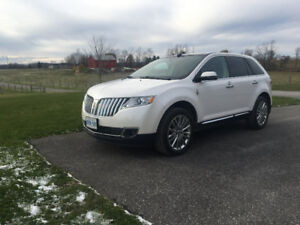 2013 Lincoln MKX AWD $25,000
