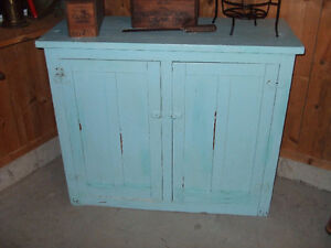 Antique jam cupboard and collectables,crafts London Ontario image 3