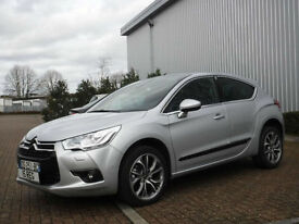 Citroen DS4 2.0 Blue HDi 180 Chic Left Hand Drive(LHD)