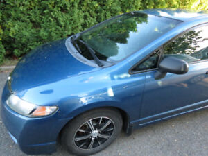Honda Civic 2009 DX well maintained
