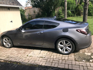 2011 Genesis coupe