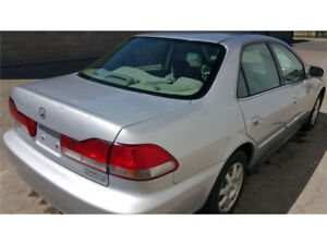 1997 Honda Accord Convertible