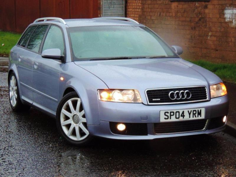 2004 audi a4 avant 1 8 t limited edition quattro 5dr in glasgow gumtree. Black Bedroom Furniture Sets. Home Design Ideas