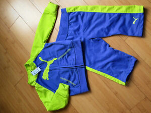 """Girls """"Adidas"""" Outfit - 12 Mths"""