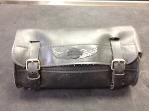 leather tool bag Harley Davidson ( tools bag / pouch )