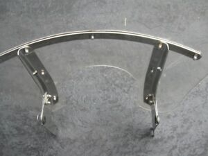 Harley Removable Windshield