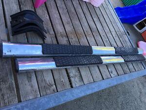 Pieces dodge ram 2012 slt chrome