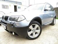 BMW X3 2.0d Sport+F/S/H+MAY 2019 MOT
