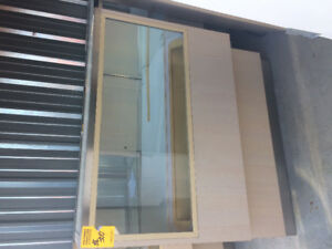 GLASS DISPLAY CASES EXCELLENT CONDITION PRICE CANT BE  BEAT!