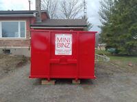MINI BINZ- Bin Rental
