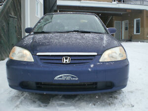 2003 Honda Civic Sport Berline