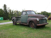 1952 GMC 9430 One Ton pick up