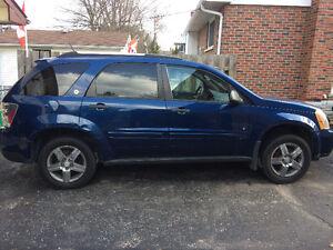 2008 Chevrolet Equinox LS SUV, Crossover