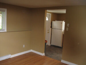 One bedroom basement apartment St. John's Newfoundland image 1