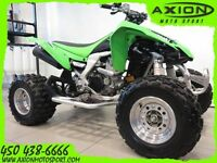 2013 Kawasaki KFX 450R !! SHOWROOM !! 33,63$/SEMAINE