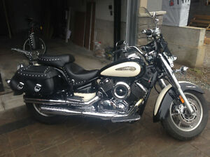 2008 YAMAHA V STAR CANADIAN EDITION