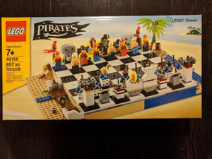 Lego pirate chess #40158