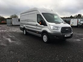 Ford Transit 350 Trend H/R P/V (silver) 2014