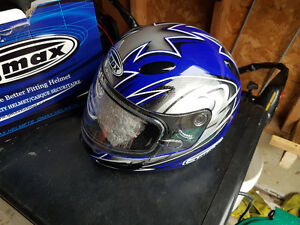 Kids helmet brand new