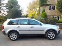 Volvo XC90 2.4TD auto 2003MY D5 S, SEVEN SEAT AUTOMATIC
