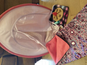 Journey girl tent and accessories