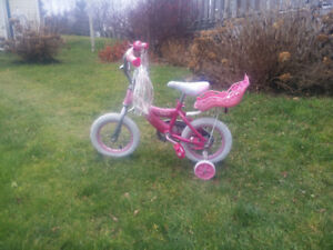 new girls pink bike for sale !!