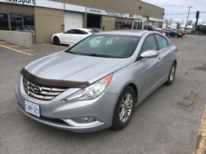 2011 Hyundai Sonata with Brand New Factory Engine
