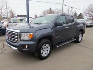 2015 GMC CANYON SLE CREW CAB 2WD !! HEATED SEATS !! 26,000 KM !