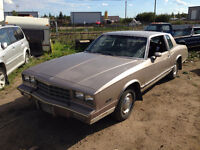 Parting Out: 1984 Monte Carlo