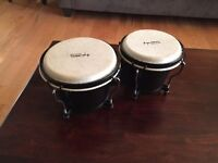 """Tycoon Percussion 6"""" and 7"""" bongos"""