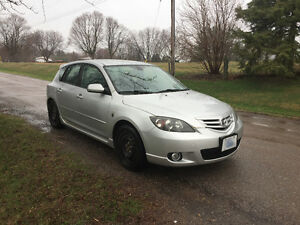 ETESTED! - 2006 Mazda 3 GS Wagon
