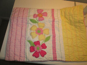 New in package Potter Barn Kids Tea Rose Small Sham