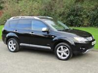 2008 Mitsubishi Outlander 2.0 DI-D Warrior Manual 6 Speed 7 Seater Diesel 5 Door