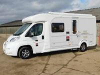 Autocruise STARLET II, 2008, 2 Berth, Peugeot 2.2TD, End Wash, Awning, Bike Rack