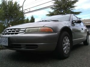 1998 Chrysler breeze impeccable peu de kilometres