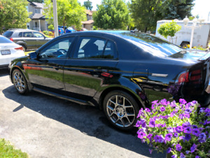 2008 Acura TL Type-S - RARE - ONE OWNER - NO ACCIDENTS