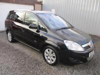 2010 Vauxhall Zafira 1.8i Elite 5dr 7 SEATS, FULL LEATHER 5 door MPV