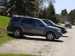 2009 Ford Escape SUV, Crossover $2900 AS IS