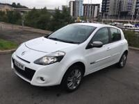 2012 RENAULT CLIO DYNAMIQUE TOMTOM TCE HATCHBACK PETROL