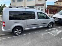 Volkswagen, CADDY MAXI LIFE, MPV, 2012, Manual, 1598 (cc), 5 doors