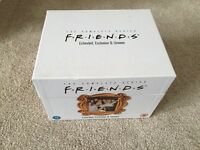 Friends DVD Boxset.