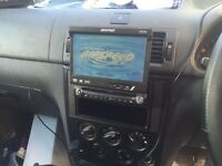 Car dvd radio MP3 Ripspeed