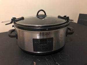 Slow cooker for sale - barely used