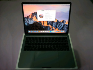 2016 Macbook Pro Bought in 2017 like new