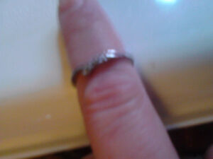 gold or silver ring