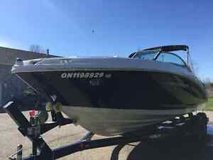 Sea Ray 230 Select 2007 with trailer